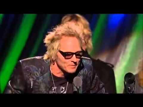 Baixar Guns n' Roses Hall of Fame 2012 - Proshot HD