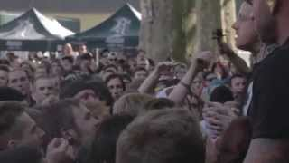 Nasty - LIVE Summerblast 2014 - Trier, Germany