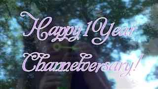 ~Happy 1 Year Channelversary~