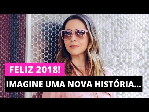Imagine uma nova história para 2018… | Fê Gonçalves