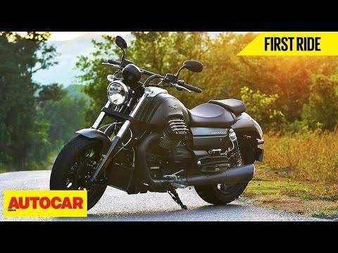 Moto Guzzi Audace | First Ride