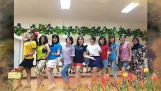 Chilly Cha Cha - Line Dance Beginner Class