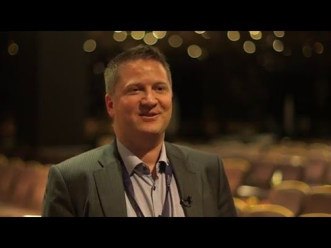 Einar Bore from Telenor ASA at the  Analysys Mason European Summit 2015