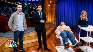 Wax On Wax Off (Late Night with Jimmy Fallon)