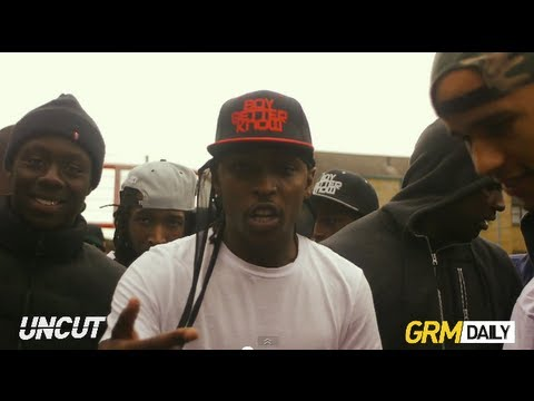 BLOODLINE / BOY BETTER KNOW SNAPBACK FREESTYLE -  [GRM DAILY]