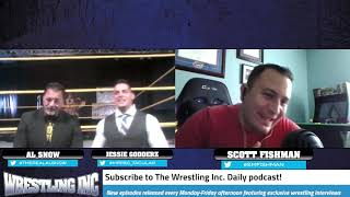 Al Snow And Jessie Godderz Talk Expansion And Future Of Ohio Valley Wrestling