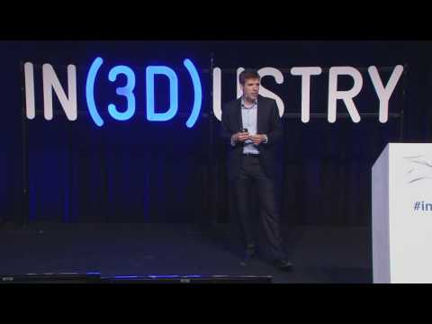 Ricardo Molina | Automotive Panel | IN(3D)USTRY From Needs to Solutions