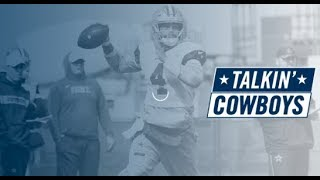 Talkin' Cowboys: Stats Not The Whole Story? | Dallas Cowboys 2019