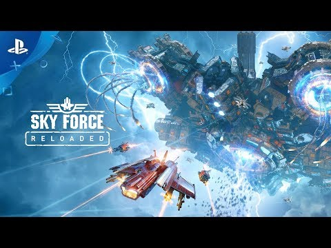Sky Force Reloaded Video Screenshot 2