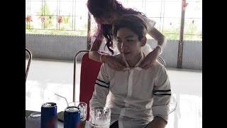 Live Toàn Bộ Ngày Khởi My Và Kelvin Khánh Đính Hôn Siêu Hot 25-4-2017