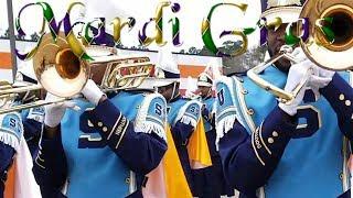 SU Human Jukebox Marching Band - 2018 Mardi Gras Parade