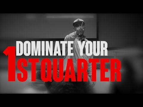 TGIM | DOMINATE YOUR FIRST QUARTER