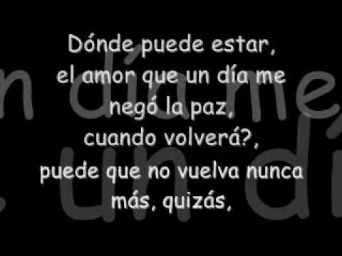 Amor amor-Jose Jose (con letra)