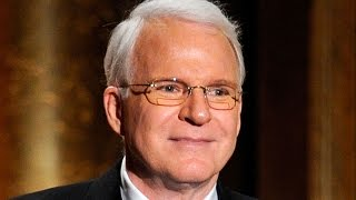 The Real Reason We Don't Hear From Steve Martin Anymore