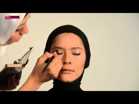 Make Up Tutorial for Special Occasion by Vivi Thalib - HijUpCom  - t_996P2PHvo -