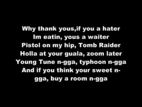 Lil Wayne - Ice Cream Paint Job lyrics