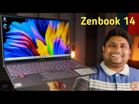 Asus Zenbook 14 UM425 Ultra Thin Laptop Review   Best Laptop for Students and Office Work