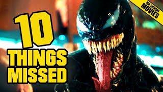 Venom Trailer 2 Breakdown - Things Missed & Easter Eggs