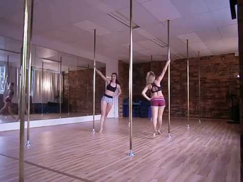 Level 2 Pole Dance to Brighter Than Gold by The Cat Empire PA190004