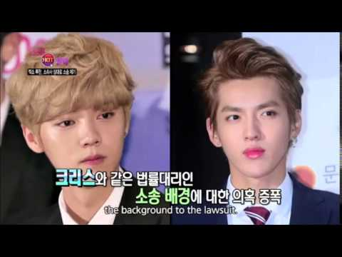 Luhan files lawsuit against SM Entertaiment (Entertaiment Weekly)