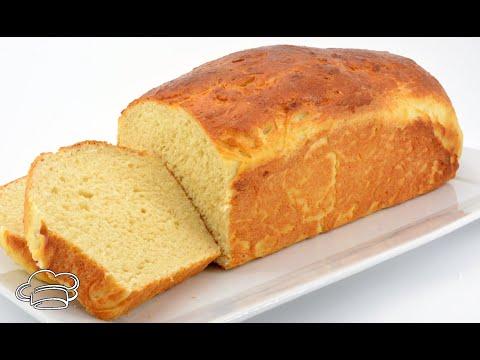 Como hacer pan especial para torrijas Javier Romero