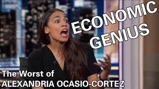 Alexandria Ocasio-Cortez: Economic Genius