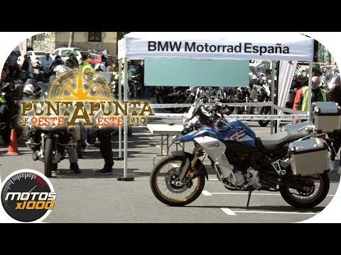 BMW Motorrad PuntApunta 2019 | Motosx1000