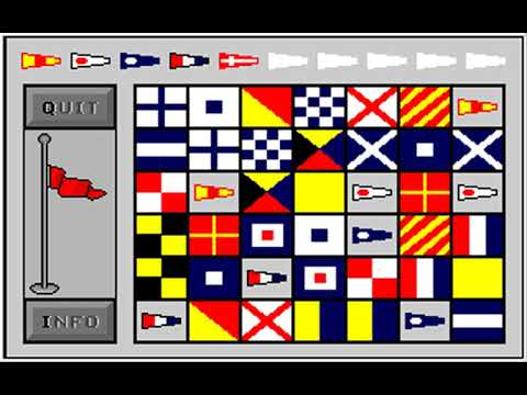 Find the Flag (Dataware) (MS-DOS) [1994] [PC Longplay]