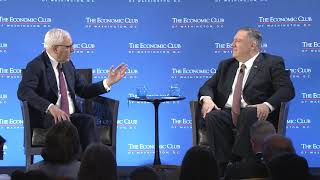 The Honorable Michael R  Pompeo, Secretary, U.S. Department of State