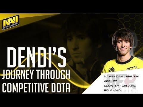 Player Perspective: Danil 'Dendi' Ishutin