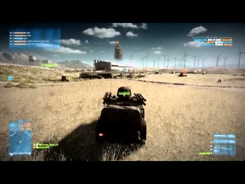 BF3: Vodnik 1 - Dirt Bike 0 - Smashpipe Games