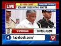 BJP MLA V Somanna takes oath as minister – NEWS9