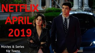 Top 5 Upcoming Movies & Netflix Original Series for Teens to Watch