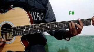 Classroom || Full Guitar Intro, Parts, & Cords Lesson || Prithibi Bangla Band