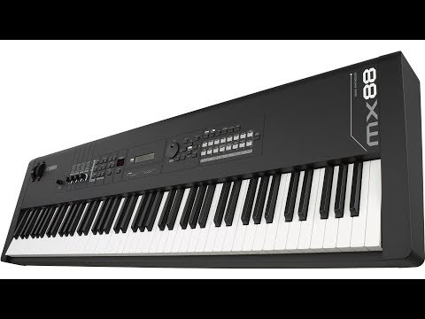 Yamaha MX88 - Review / Overview / Demo