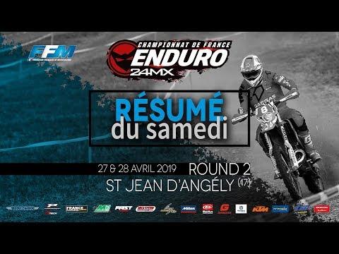 CDF enduro 2019 : Saint-Jean d'Angely J1