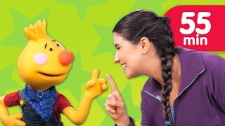 One Little Finger from Sing Along With Tobee   + More Kids Songs   Super Simple Songs