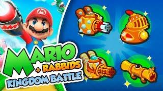 ¡El combate de los minijefes! - #24 - Mario + Rabbids Kingdom Battle en Español (Switch) DSimphony