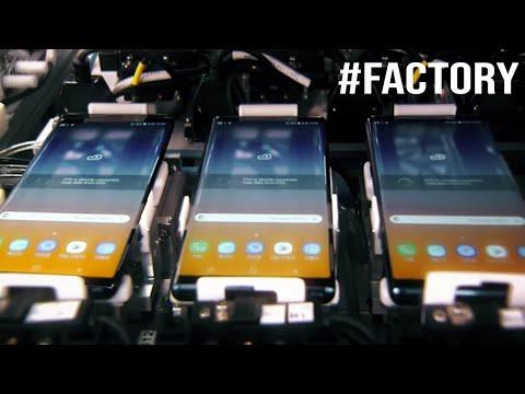 Ako sa vyrábajú mobily?