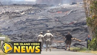Hawaii Volcano Eruption Update - Wednesday Evening (May 23, 2018)