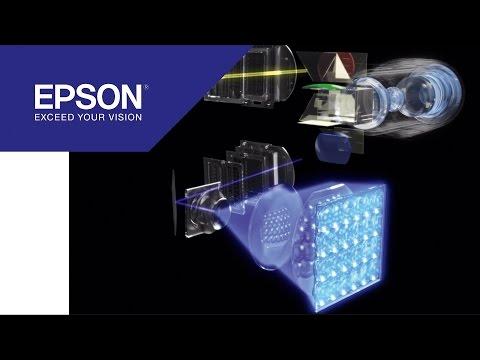 4K Home cinema: Laser projector EH-LS10000 | Epson