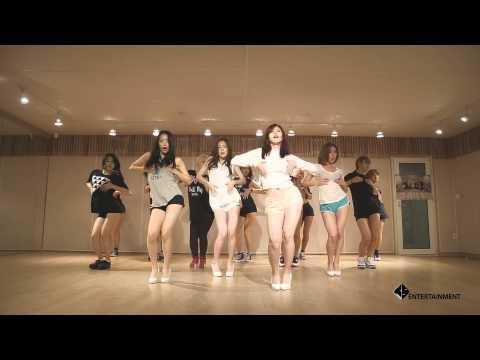 시크릿(SECRET) - I'm In Love 안무영상(Dance Practice)