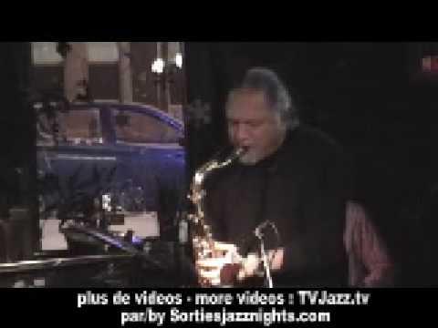 Rémi Bolduc Jerry Bergonzi - TVJazz.tv