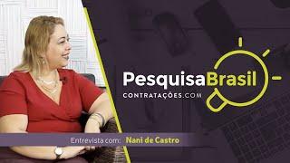 Pesquisa Brasil - Entrevista Nani de Castro pt.1