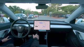Tesla Model 3, safety