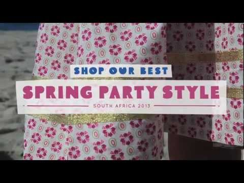 Tea's Spring Party Style - Spring 2013