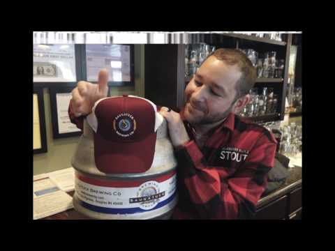 Saugatuck Brewing Company | Firkin Friday - My Buddy