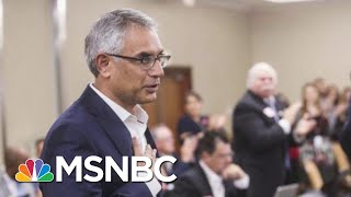 Texas County Republicans Claim Muslim American's Beliefs Are Unconstitutional   MTP Daily   MSNBC