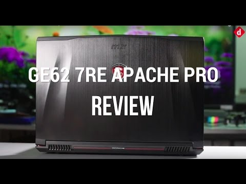 MSI GE62 7RE Gaming Laptop Review | Digit.in