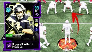 99 OVERALL RUSSELL WILSON IS UNSTOPPABLE!! Madden 20 Gameplay